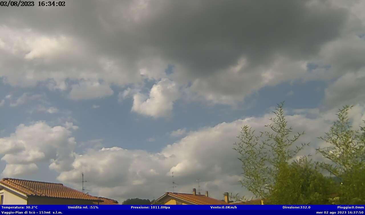 Webcam Vaggio